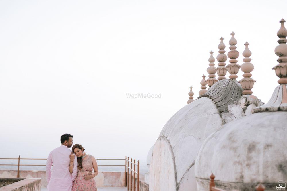 Photo From Akshay and Priyanka - Jaipur Prewedding Shoot - Safarsaga Films - By Safarsaga Films