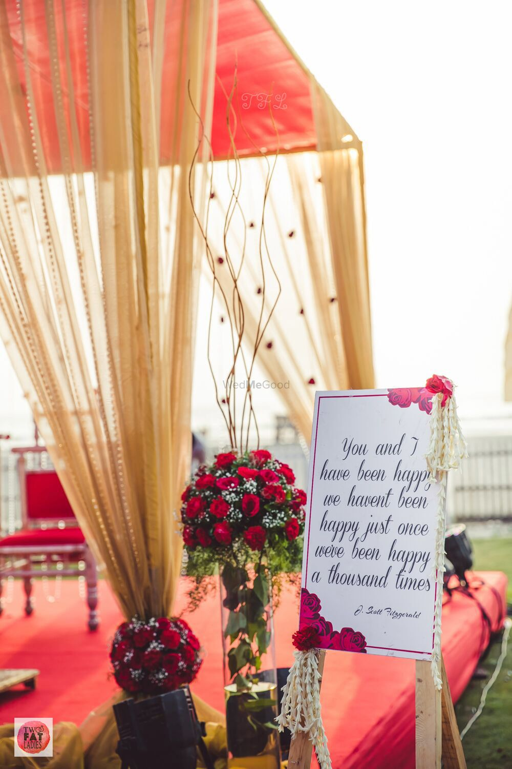 Photo From A fun Goa Wedding - By Two Fat Ladies
