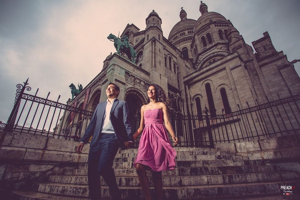 Photo From Pre-wedding - By Preach Art