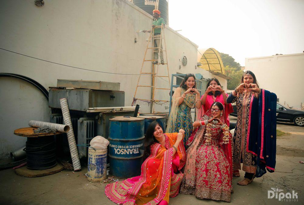 Photo From Brides #dipakstudios 2016-2017 - By Dipak Studios