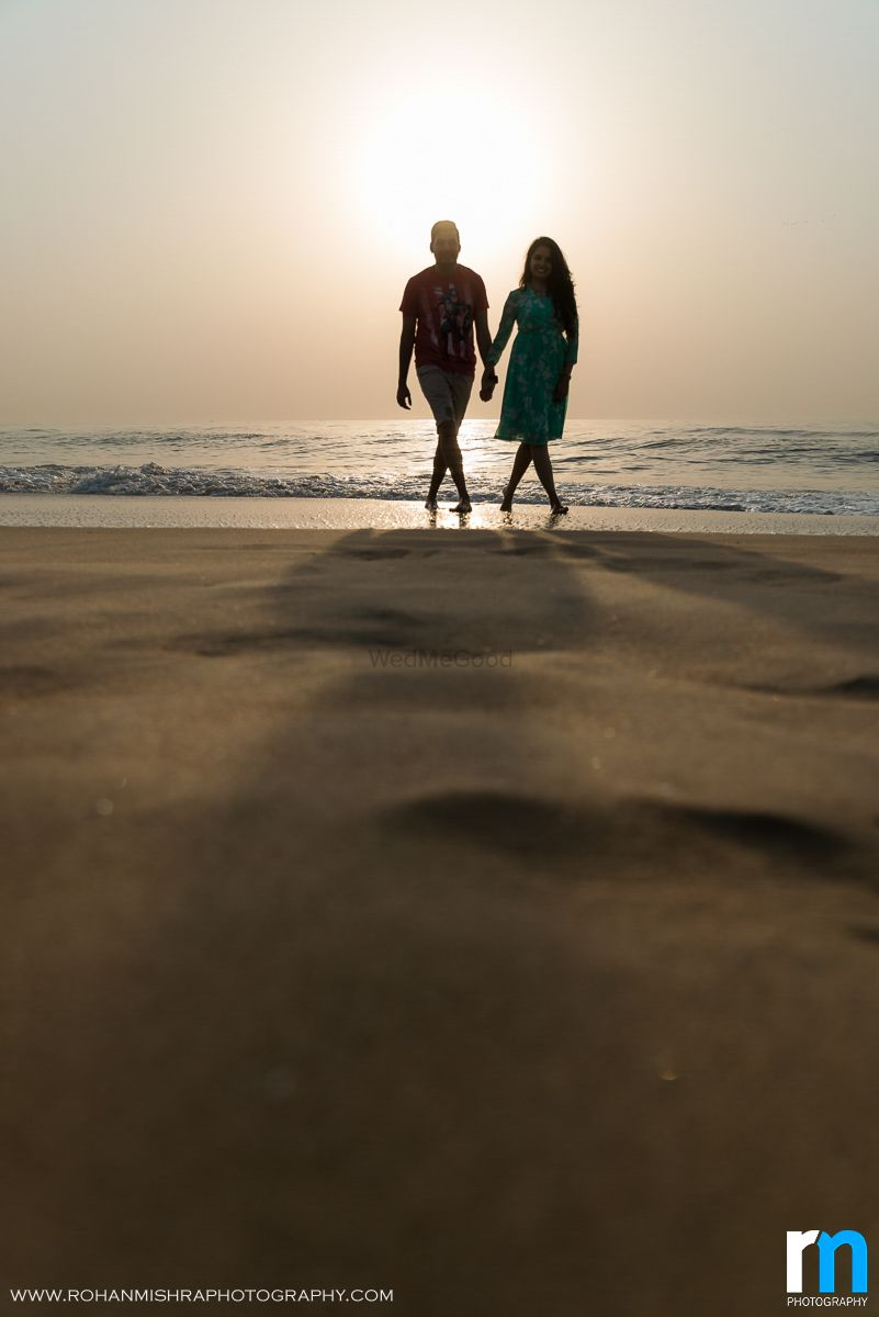 Photo From Nikita + Rishi, A beautiful Pre Wedding Shoot at Pondicherry  - By Rohan Mishra Photography
