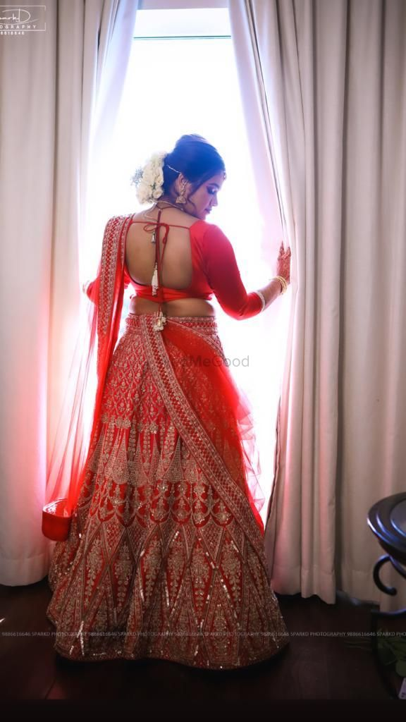 Photo From Niveditha's wedding - By Makeup by Ranjitha