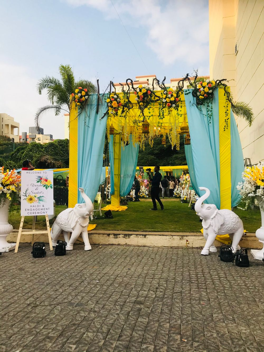 Photo From Sanket & varsha - By Urban Events