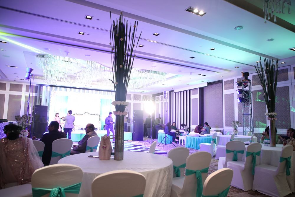 Photo From Mehndi Ceremony at JW Marriott Mussoorie - By Weddings By Fourth Munky