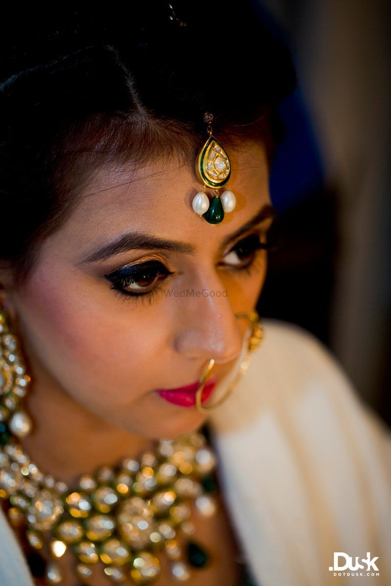 Photo From Ashna Bridal Makeup - By Shruti and Yashaswini Bridal Makeup