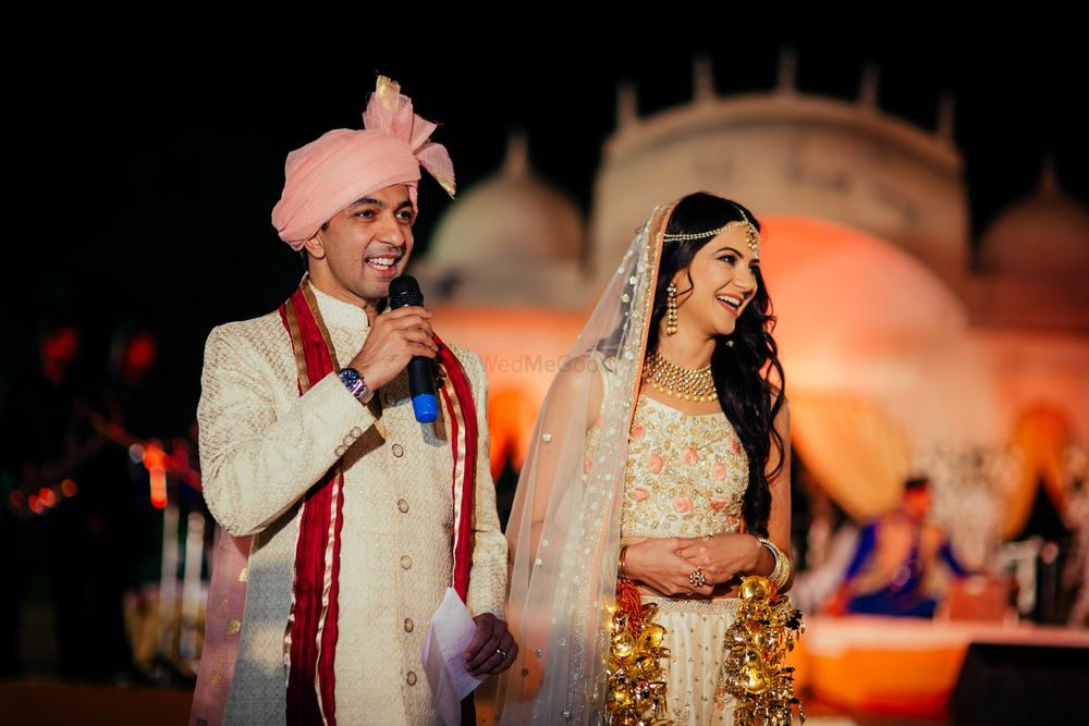 Photo From Pearl & Kunal - By The Wedding Conteurs
