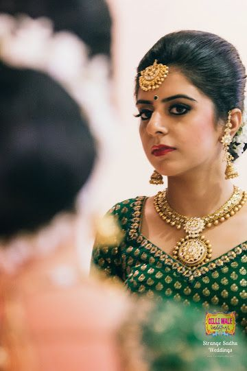 Photo From Vidhi Bridal Makeup by Shruti Sharma - By Shruti and Yashaswini Bridal Makeup