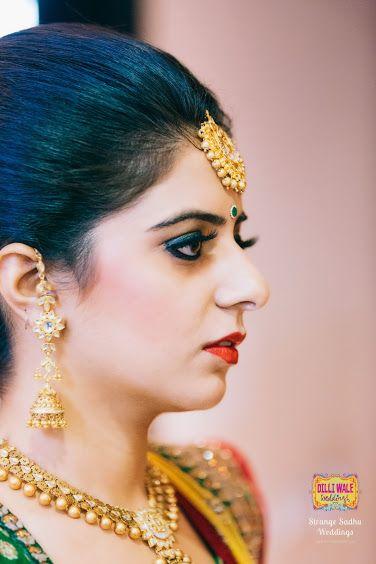 Photo From Vidhi Bridal Makeup by Shruti Sharma - By Shruti and Yashaswini Bridal Makeup