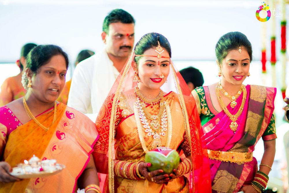 Photo From Shreya + Goutham - By Tricky Pixels