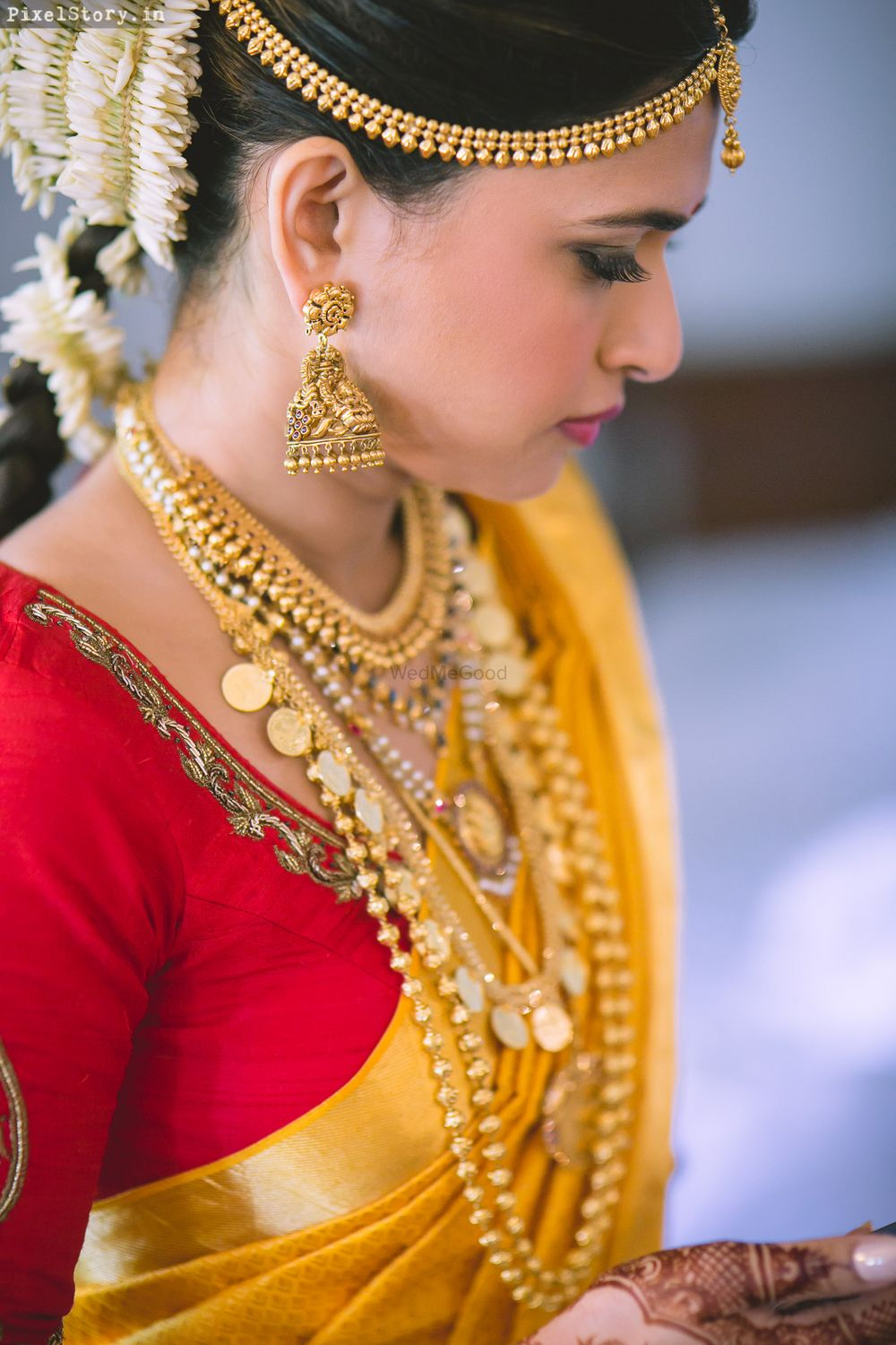 Photo of South Indian Bridal Jewellery