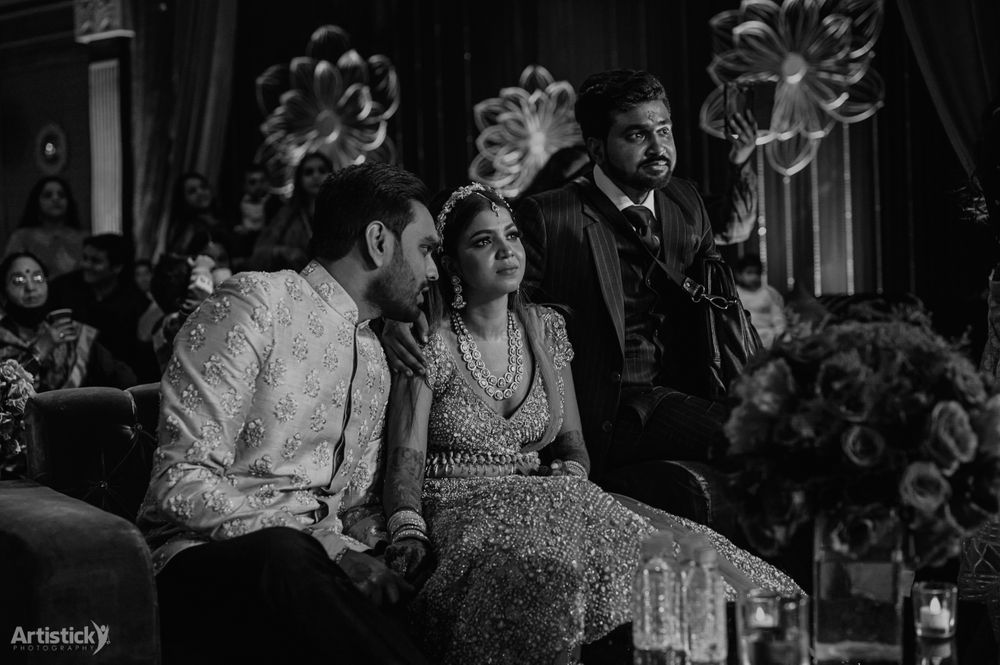 Photo From RAHUL x TINA - By Artistick Photography