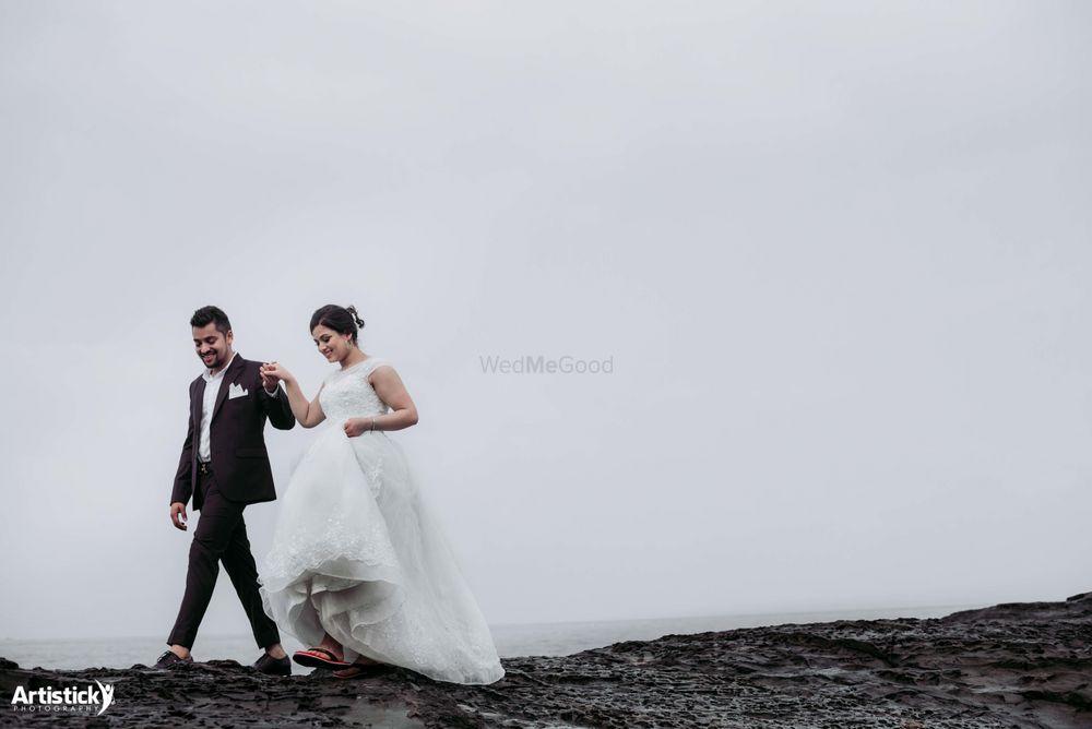 Photo From KARAN x RUPSHI GOA - By Artistick Photography