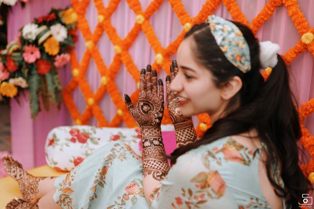 Photo From Arpan and Sehaj - Engagement, Mehendi, Bride, Wedding Shoot - Safarsaga Films - By Safarsaga Films