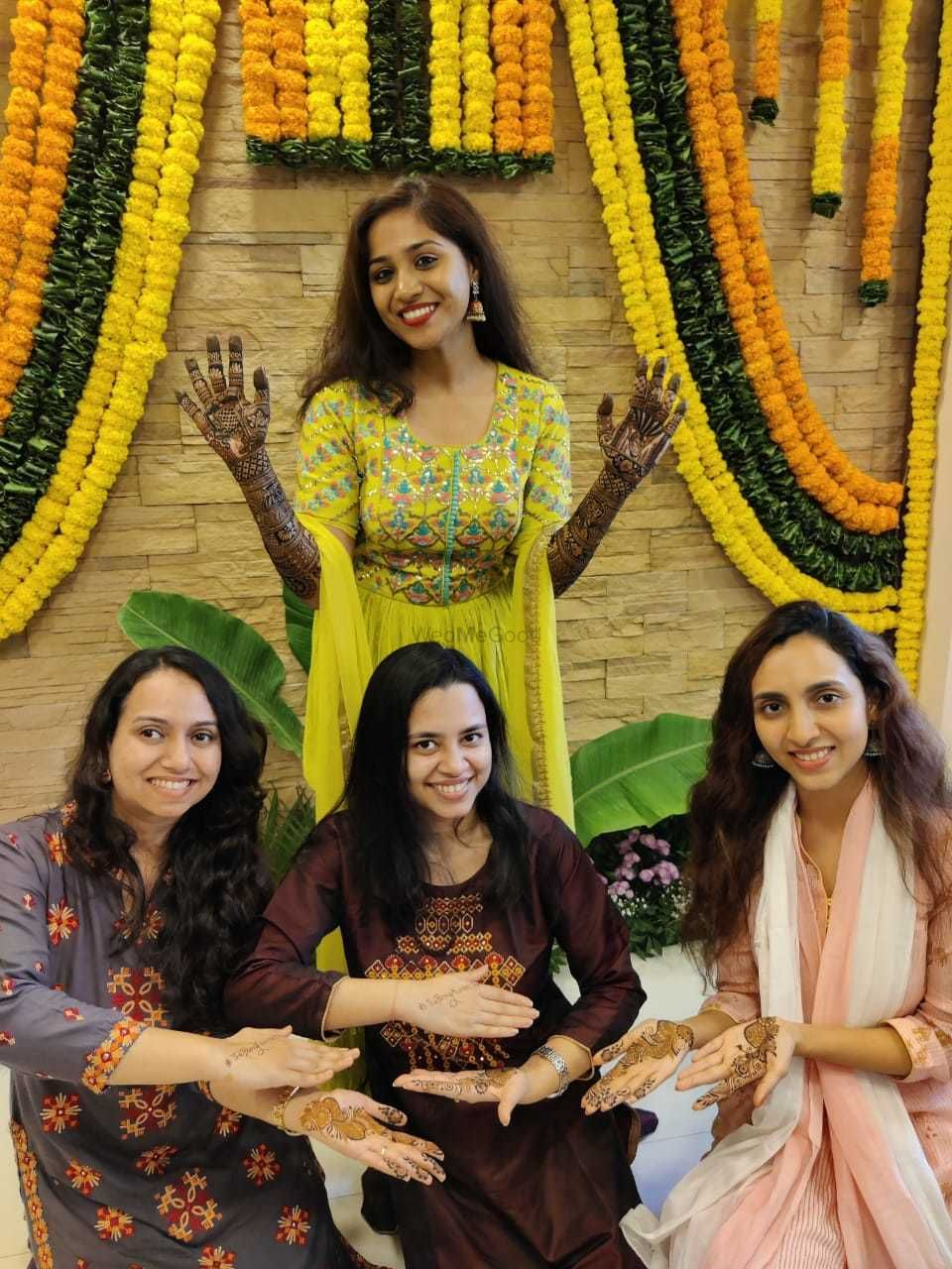 Photo From Namrata's mehendi - By Aditis Mehendi Art