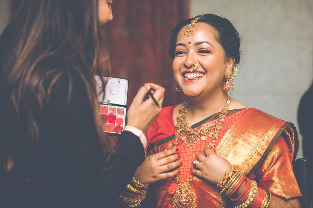 Photo From South Indian Brides - By MJ Gorgeous Makeup & Academy