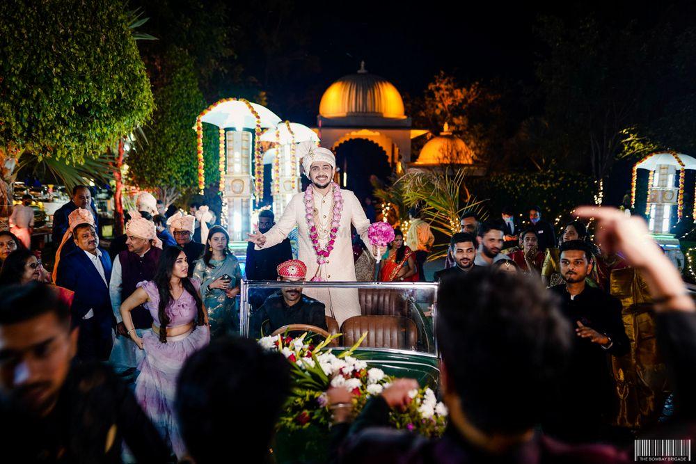 Photo From Vinita & Rahul - By The Bombay Brigade