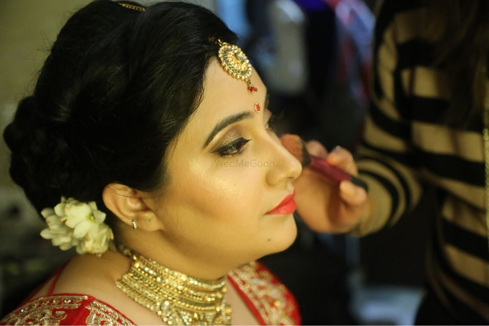 Photo From Megha  - By Divya Jaitly Makeup Artist