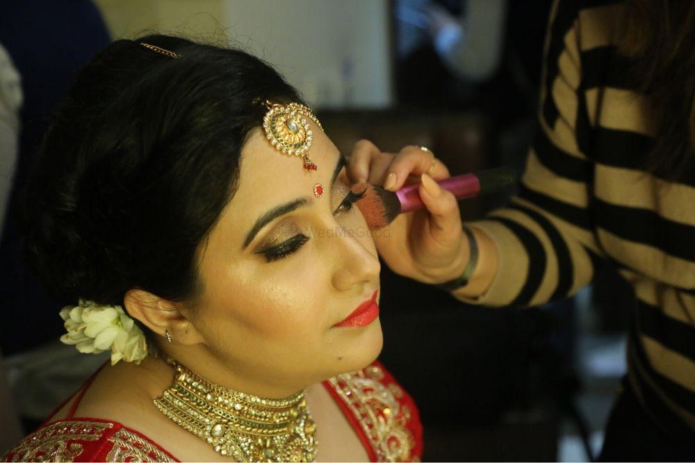 Photo From Megha  - By Divya Jaitly Makeup Artist