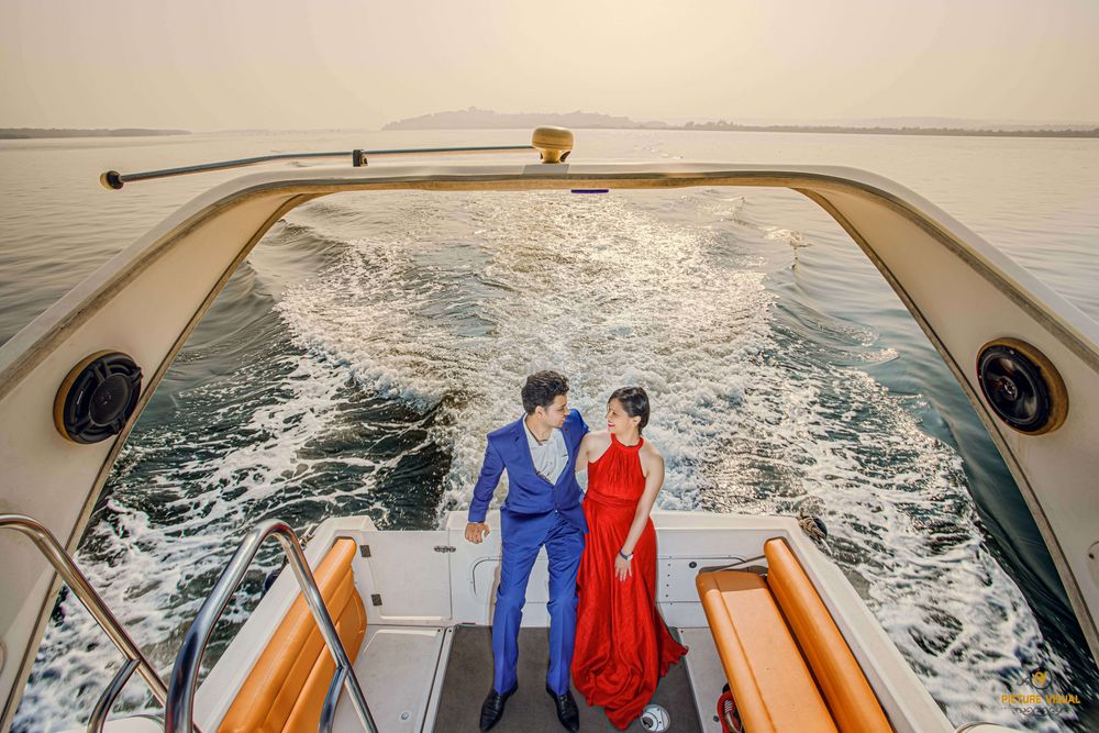Photo From Tarun & Vaishali Pre-wedding - By Picture Visual