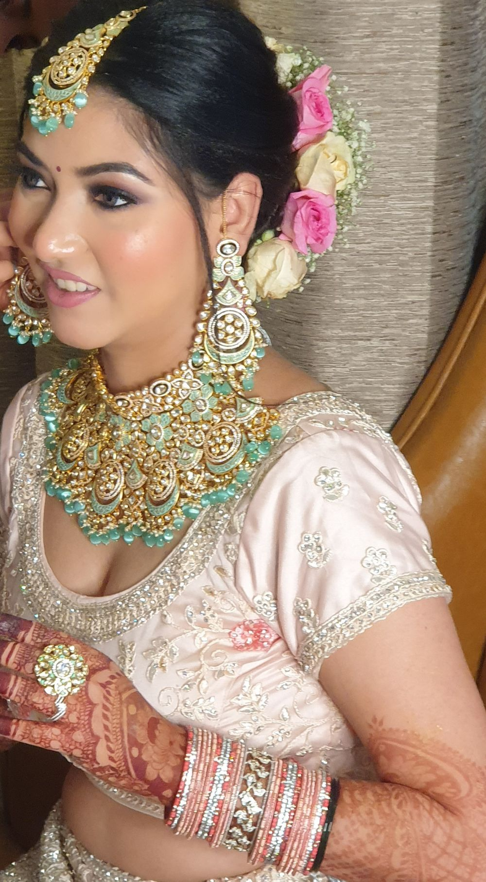 Photo From Riva Beach Resort - By Makeup by Varsha