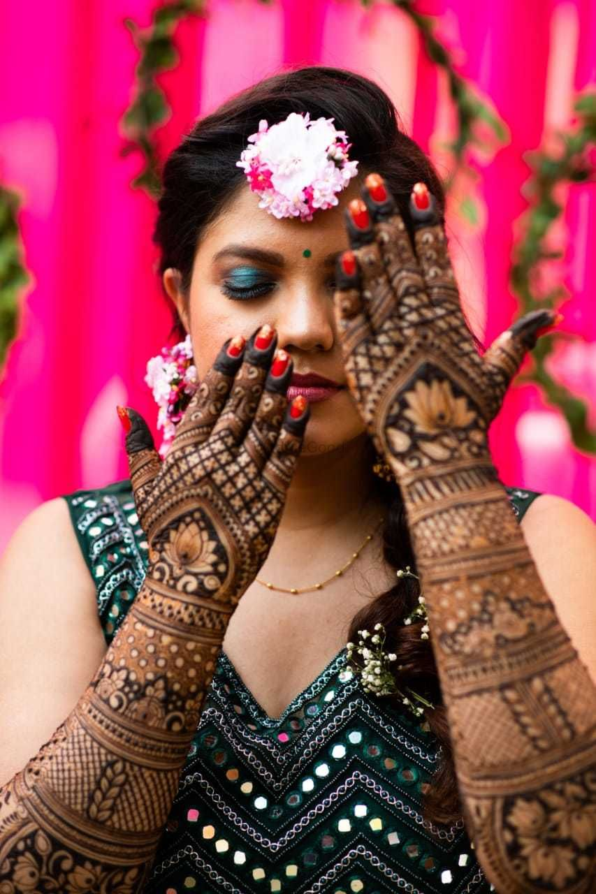 Photo From Rashmi Singh' Mehendi - By Aditis Mehendi Art
