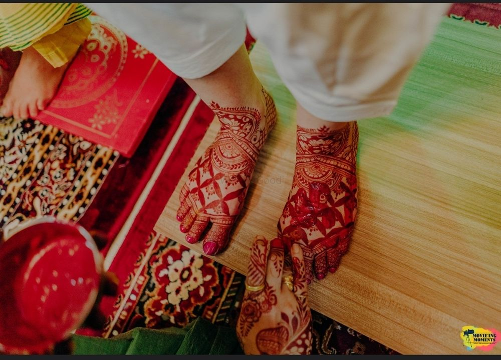 Photo From swapnali Bhanushali's mehendi - By Aditis Mehendi Art