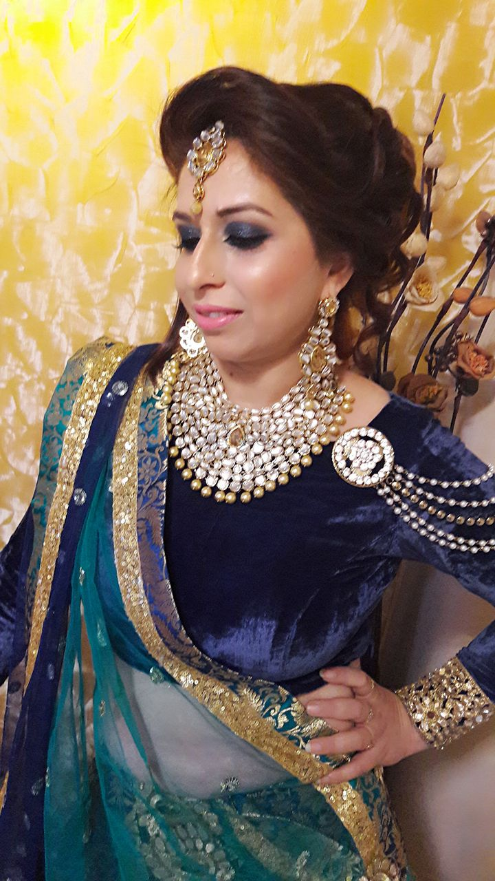 Photo From Bridal Makeovers - By Simran Khanna Makeovers