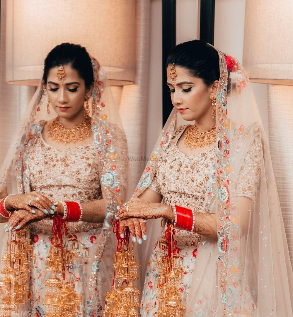 Photo From Karishma Mehan - By Supriti Batra Makeup Studio