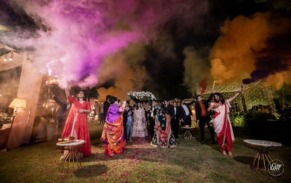 Photo From Pink  Panache all the way! - By Wedding Duo