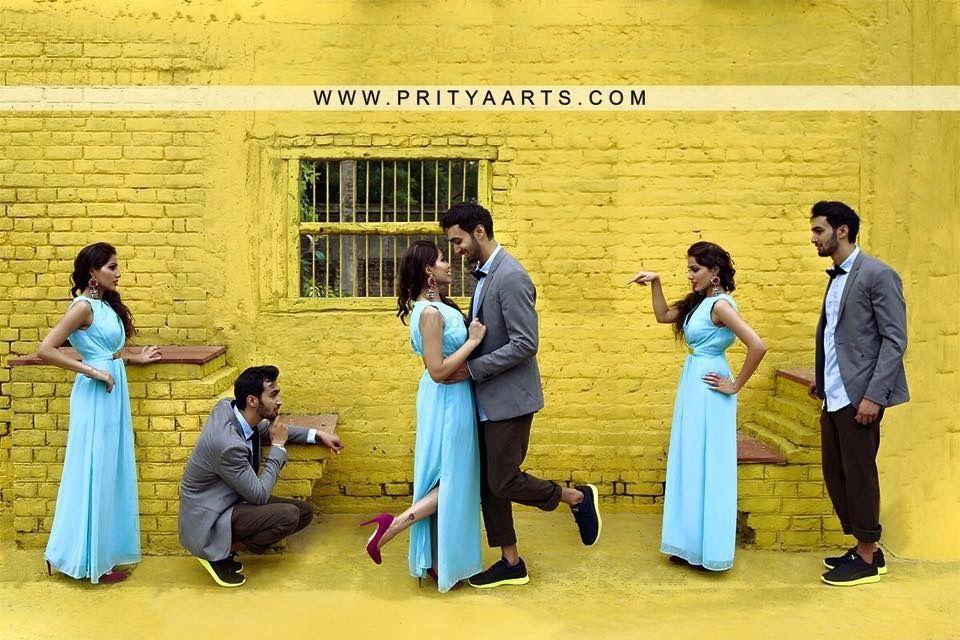 Photo From Agrika's Pre Wedding Shoot - By Blenditright - Makeup by Priyanka Sharma