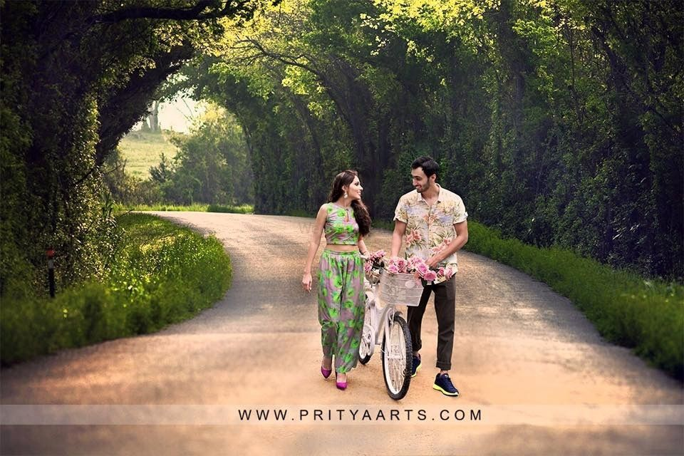 Photo From Agrika's Pre Wedding Shoot - By Blenditright - Makeup by Priyanka Sharma
