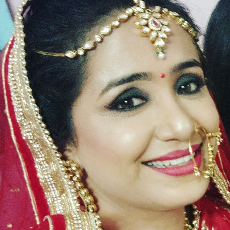Photo From Bride - By Makeovers By Kamakshi Soni