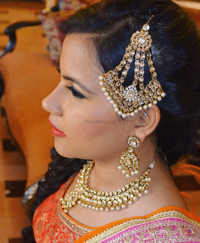 Photo From NDTVgoodtimes Bride for Yaarii Dostii Shaadi - By Makeovers By Kamakshi Soni