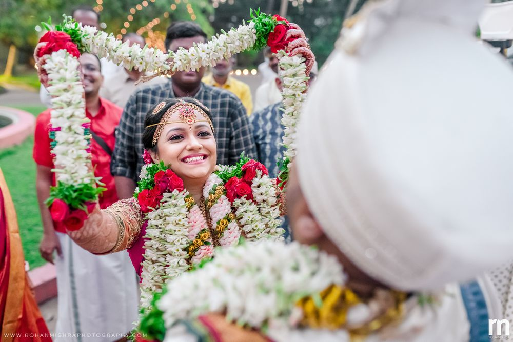 Photo From Shruthi & Rajesh – A Love So Strong - By Rohan Mishra Photography