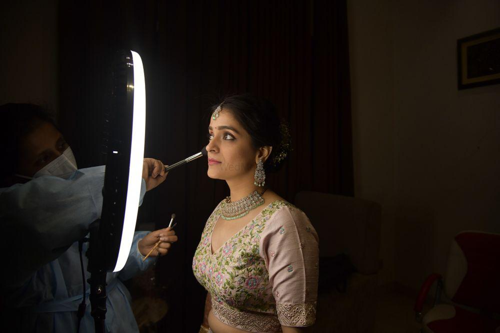 Photo From Shweta (Ivory Bride) Brides by Neha Chaudhary - By Neha Chaudhary MUA