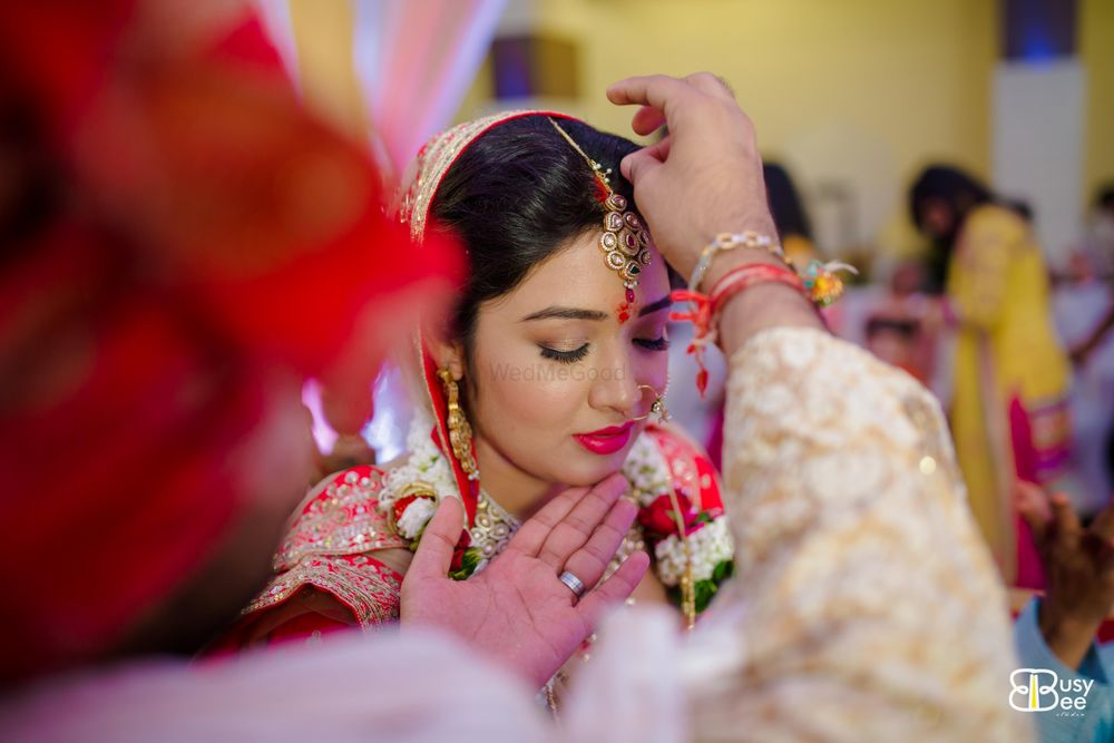 Photo From Saloni & Abhishek Wedding - By Busy Bee Studio