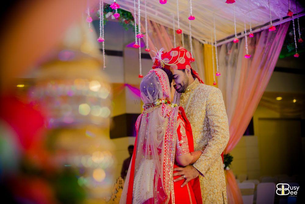 Photo From Saloni & Abhishek Wedding - By Busy Bee Studio