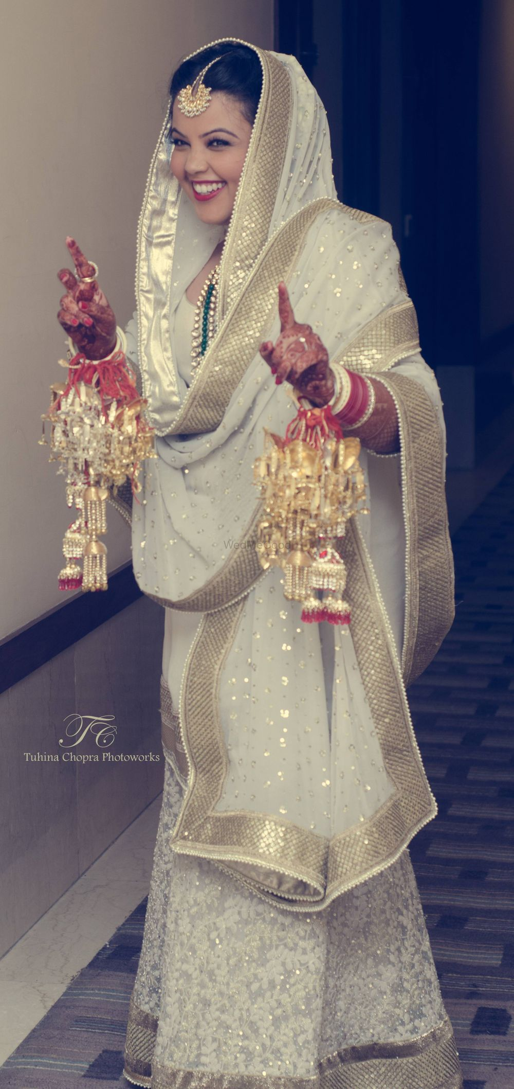 Photo From The bride is getting Pretty. - By Tuhina Chopra Photoworks