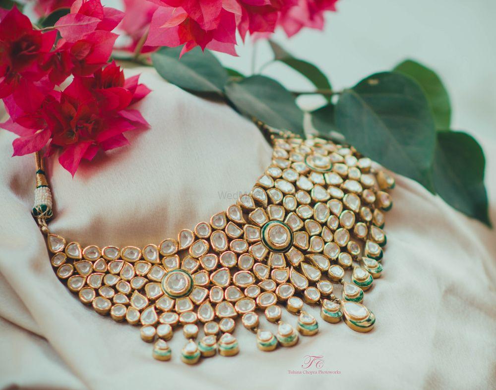 Photo of jewellery photography