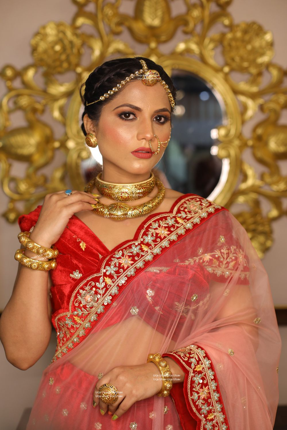 Photo From The Traditional Jewelry of a Rajasthani Bride - By Urja Utsav