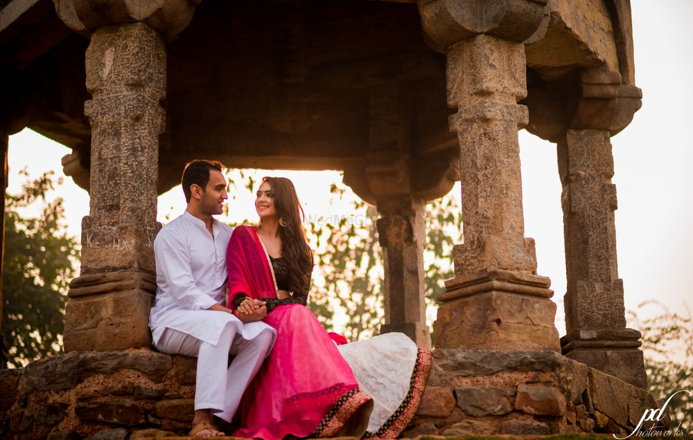 Photo From Pooja + Sandeep  Pre Wedding - By Purushottam Deb Photoworks