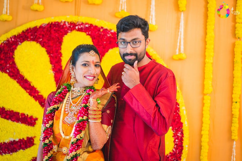 Photo From Manisha + Satish  - By Tricky Pixels