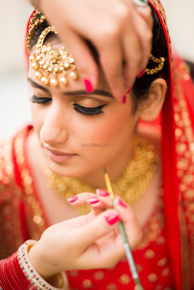 Photo From Brides - By Sakshi Sagar Studio