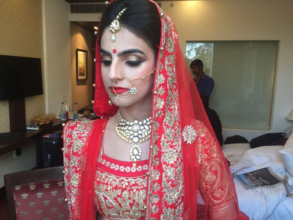 Photo From Brides - By Sakshi Sagar Studio