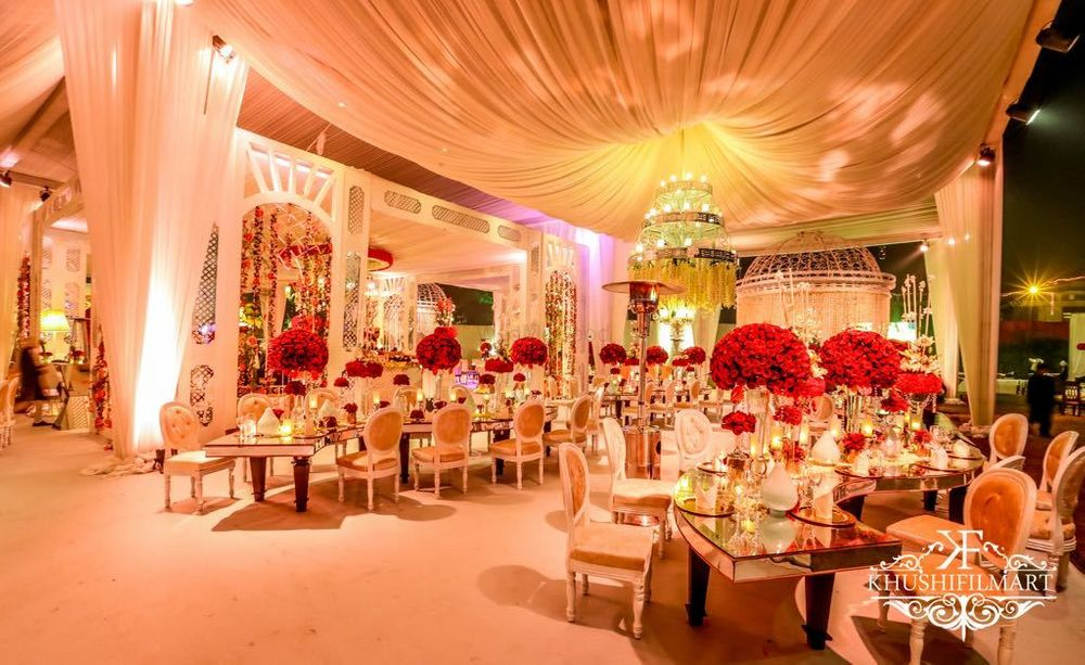 Photo From Wedding Grandeur - By Elements Decor
