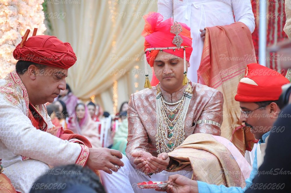 Photo From Royal Wedding - By Poonam Mayank Sharma