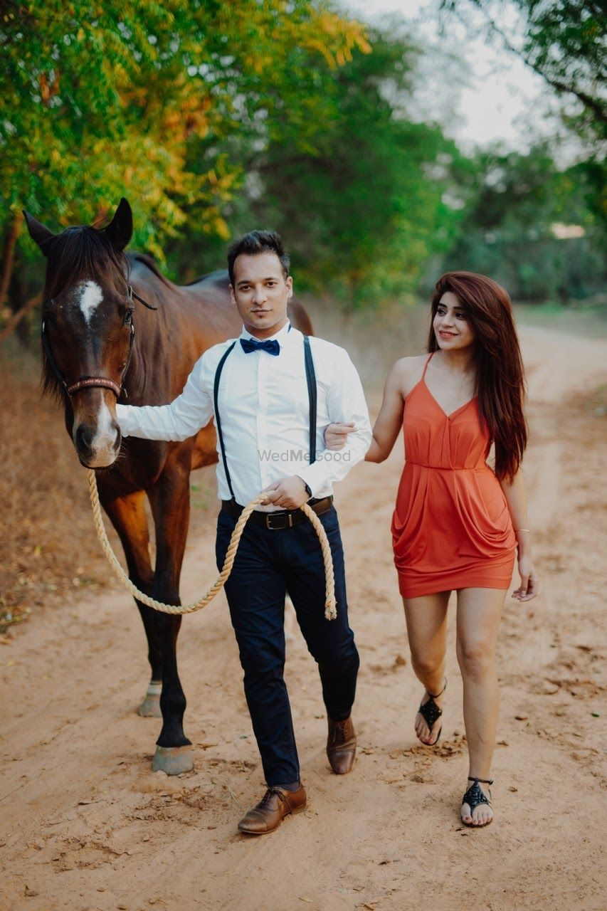 "Photo From Akanksha+ Shivank- Pre wedding shoot- ""We love our fur baby"" - By Filmy Shaadi"