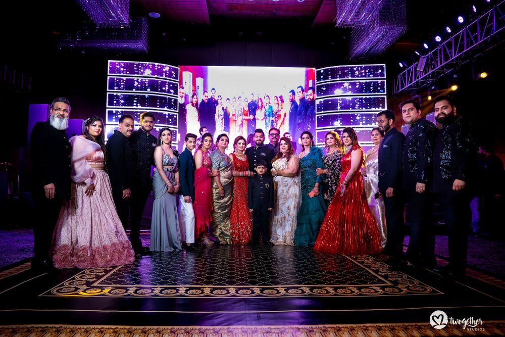 Photo From Naman & Alisha Reception - By Plush | Events & Weddings