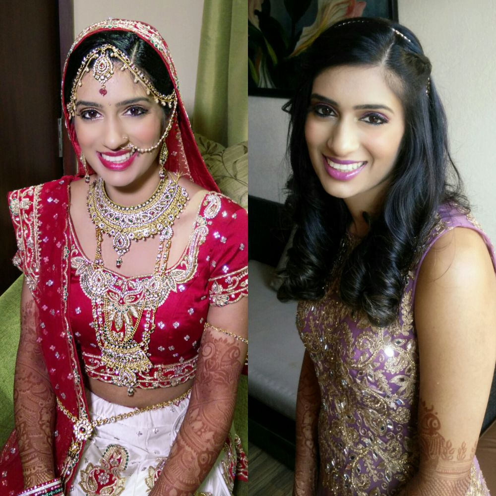 Photo From bridal makeup - By Poonam Lalwani Bridal Hair and Makeup Artist