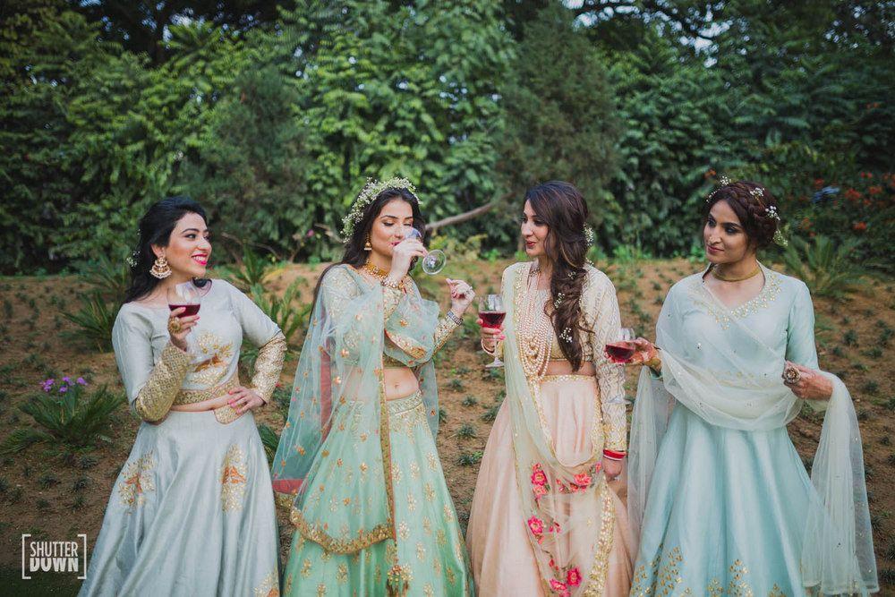 Photo From Bridesmaids shoot with a Picnic Vibe - By Matsya by Utkarsh Ahuja